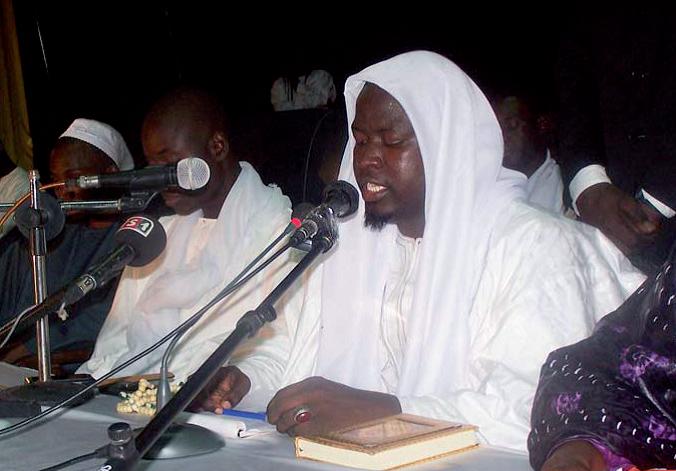Cheikh Ahmadou MBACKE Maoulhayat - Thiant 2013 - 21 Juillet 2013 au CICES